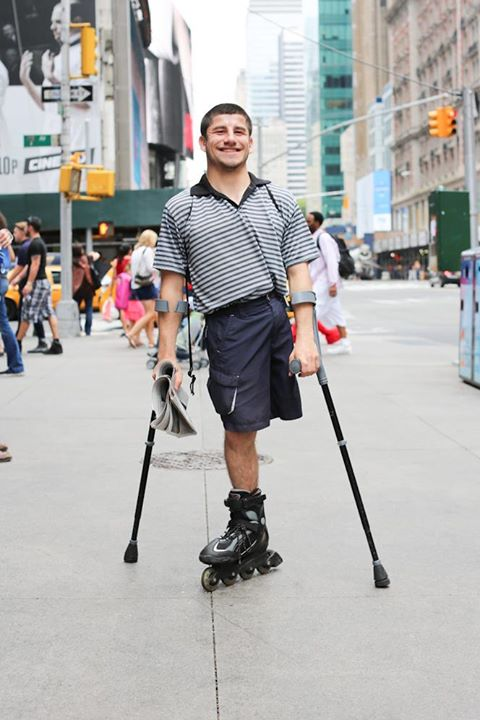 alex on humans of new york