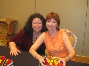 LSB and Nora Roberts